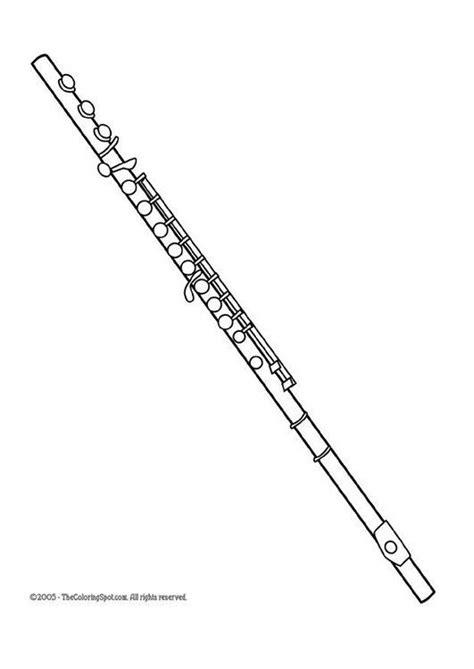 Malvorlagen Querflöte Jazz