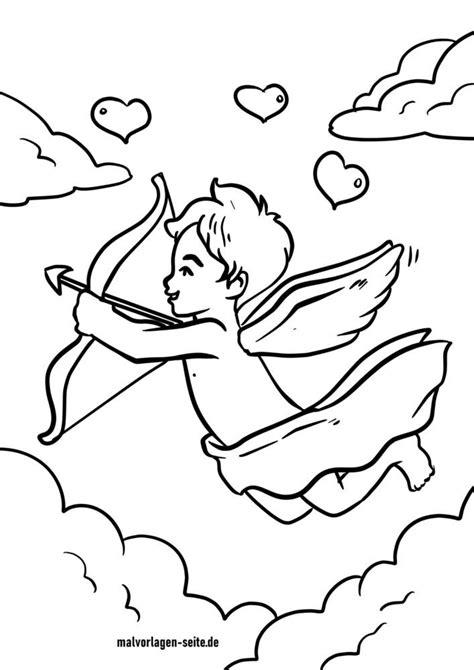 Malvorlagen Seite De Amor