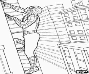 Malvorlagen Spiderman Java