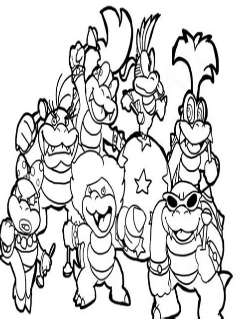 Malvorlagen Super Mario Emulator