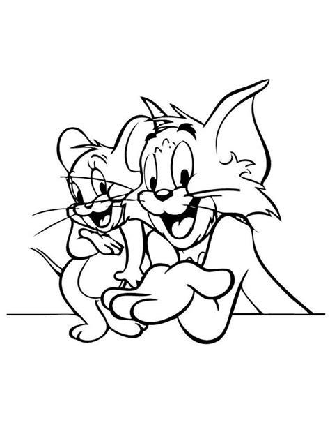 Malvorlagen Tom Und Jerry Pdf
