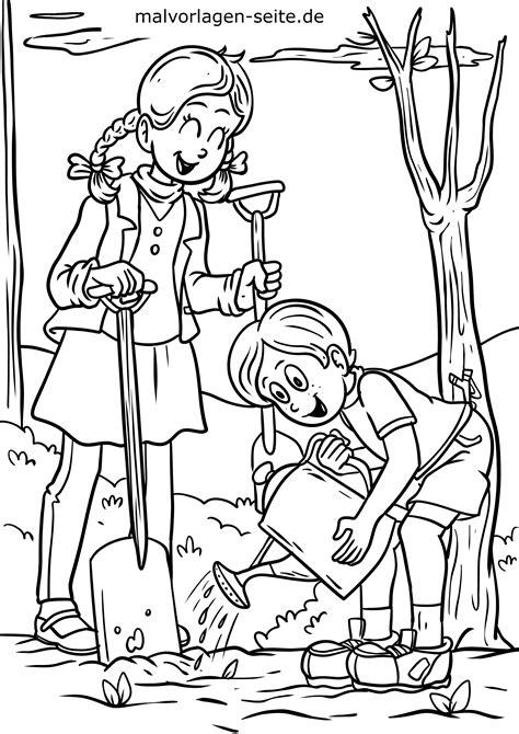 Malvorlagen Umweltschutz Text