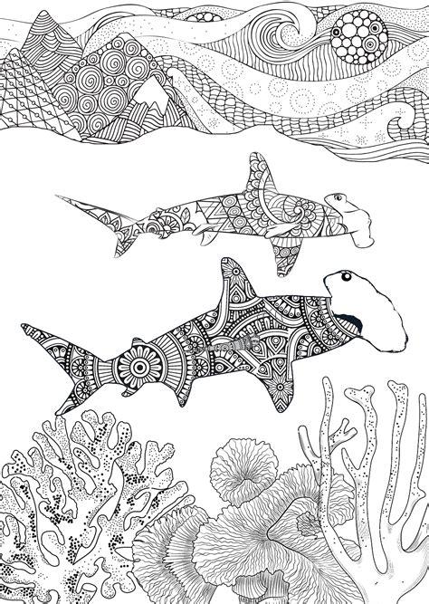 Malvorlagen Unterwasserwelt Pflanzen