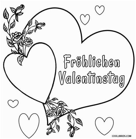 Malvorlagen Valentinstag Schreiben
