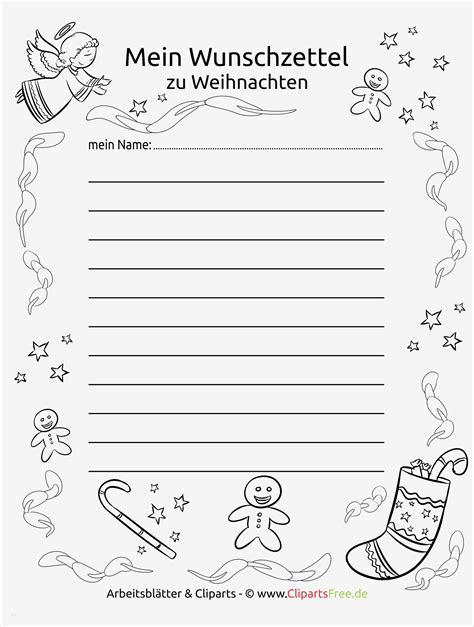 Malvorlagen Weihnachten Wunschzettel