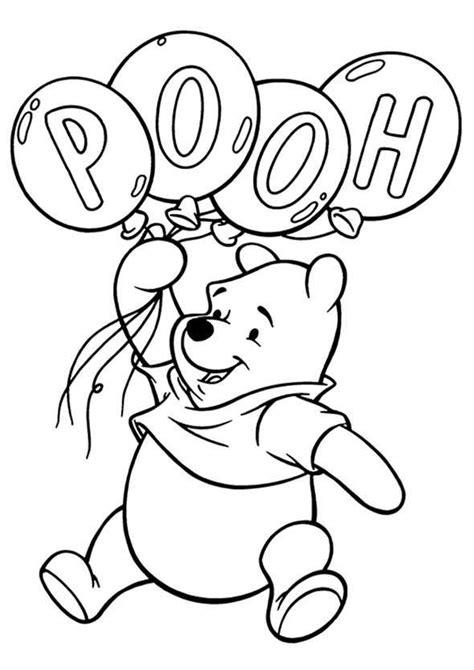 Malvorlagen Winnie Pooh Baby Kostenlos