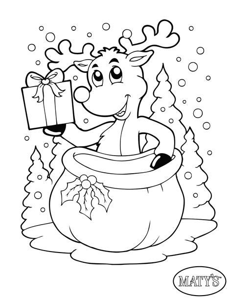 Malvorlagen Winter Weihnachten Für Kinder