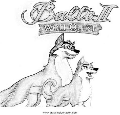 Malvorlagen Wolf Quest