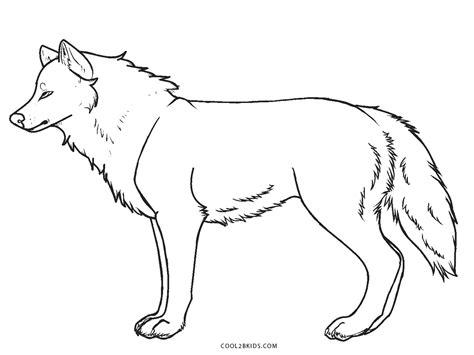 Malvorlagen Wolf Run