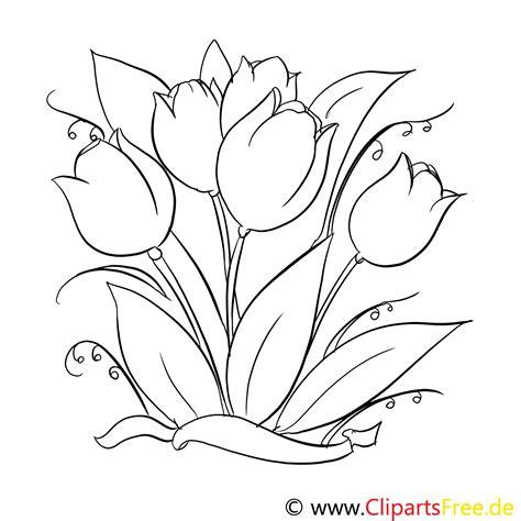 Malvorlagen Zum Ausdrucken Blumen