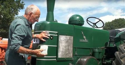 Man Starts Tractor With Shotgun Shell