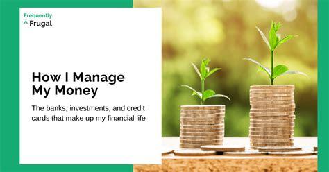Manage My Money When Retiring