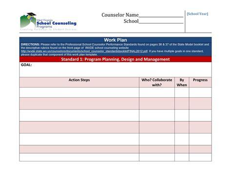 Mande Work Plan Template CV Templates Download Free CV Templates [optimizareseo.online]