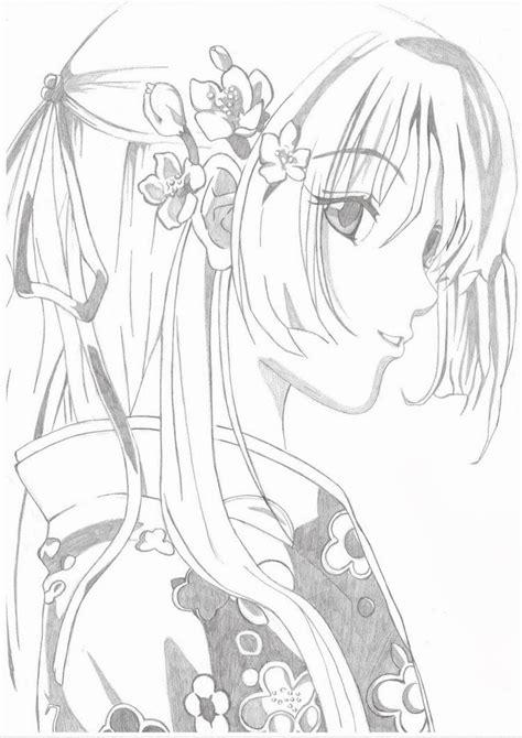 Manga Malvorlagen