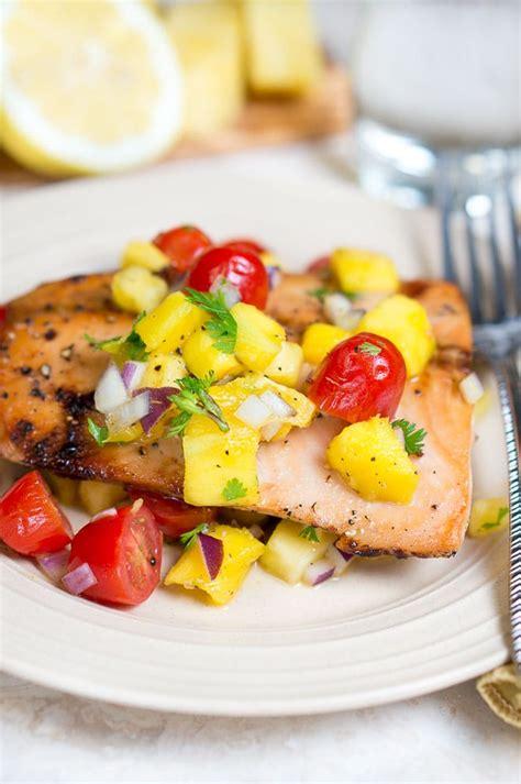 Mango Salsa Salmon Watermelon Wallpaper Rainbow Find Free HD for Desktop [freshlhys.tk]