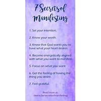 Discount manifest a miracle law of attraction system