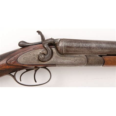 Manton Shotgun History