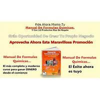 Manual de formulas para elaborar productos de limpieza coupons