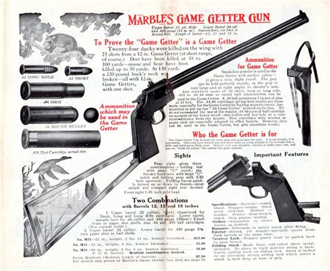 Marble Arms Catalog - PDF Document