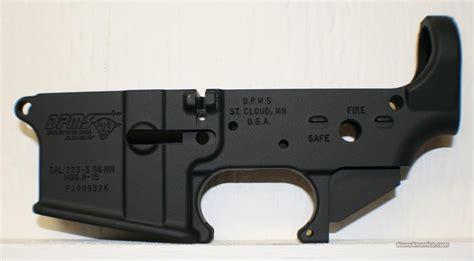 Marine Corps Custom Engraved Ar Lower Parts