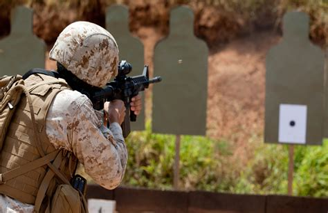 Marine Rifle Range Hawaii