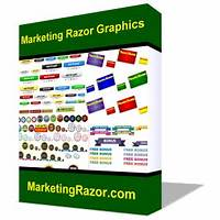 Marketing razor internet marketing graphics offer