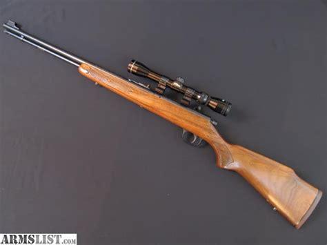 Marlin 22 Long Rifle Bolt Action