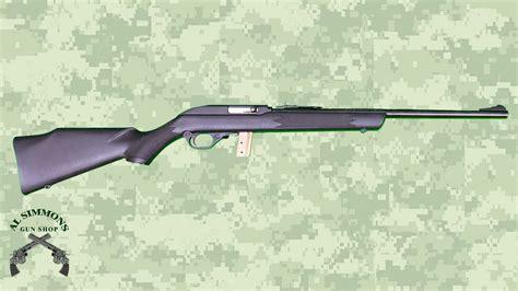 Marlin 22 Long Rifle Model 795 And Marlin 22 Semi Auto Rifle Model 60 Price