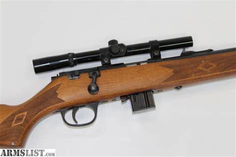Marlin 22 Magnum Bolt Action Rifle Value