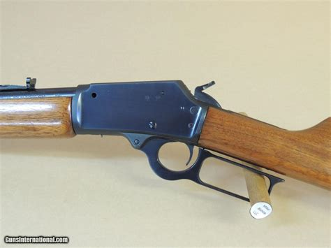 Marlin 22 Magnum Lever Action Rifle