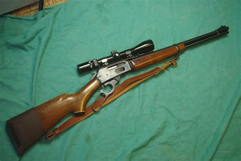 Marlin 35 Caliber Lever Action Rifle For Sale