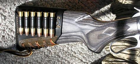 Marlin 45 70 Butt Stock Ammo Holder