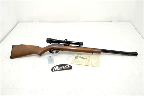Marlin 60 Semi Automatic 22 Rifle Price