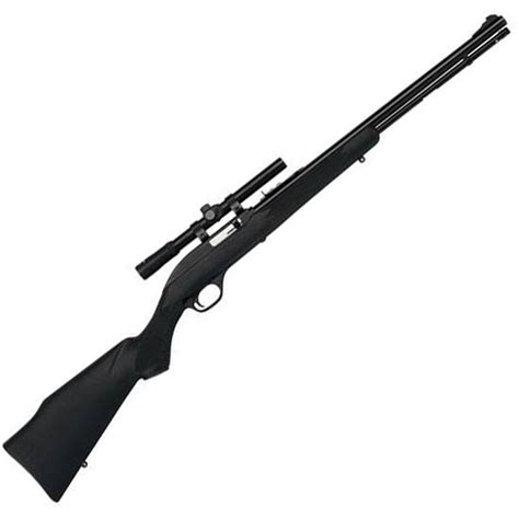 Marlin 60sn 22lr Rifle W Synthetic Stock