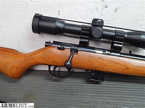 Marlin 925 22 Mag Rifle