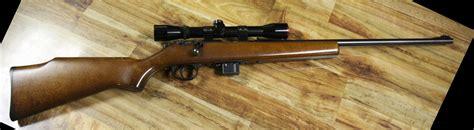 Marlin Bolt Action 22 Magnum Rifle