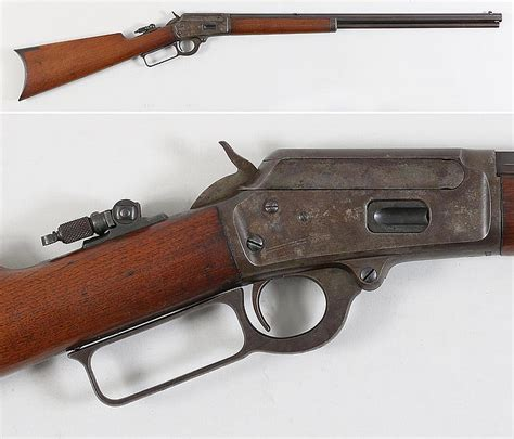Marlin Model 1893 Lever Action Rifle