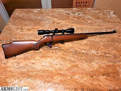 Marlin Model 25 22 Rifle