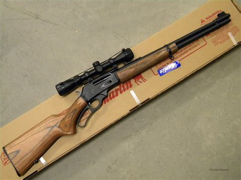 Marlin Model 336w Lever Action Rifle For Sale