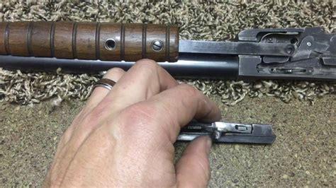 Marlin Model 37 Locking Bolt Build