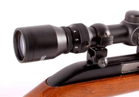 Marlin Model 60 22 Rifle Scope