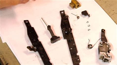 Marlin Model 60 Action Assembly