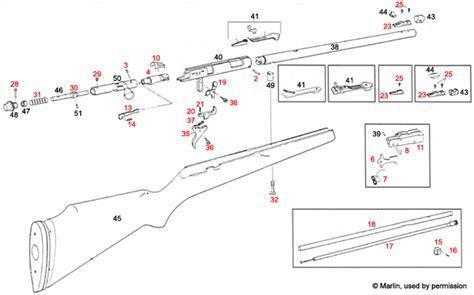 Marlin Model 60 Parts Midwest Gun Works