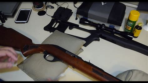 Marlin Model 60 Stock Replacement P2