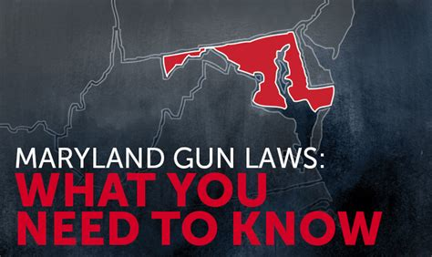 Maryland Handgun Carry Laws