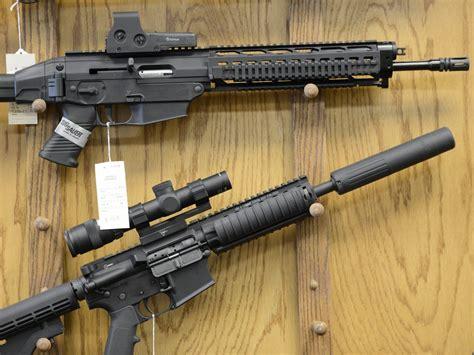 Maryland Senator Auction Assault Rifle