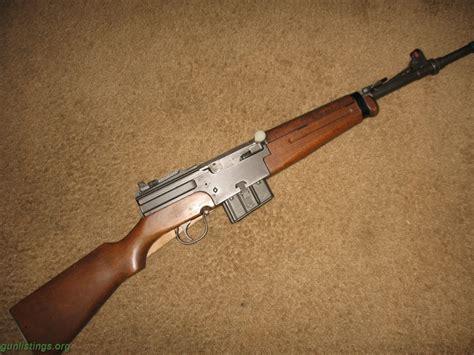 Mas 308 French Assault Rifle