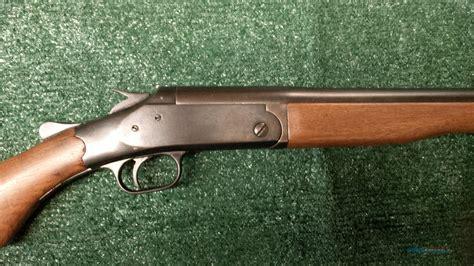 Mass Arms Co Single Shot Shotgun