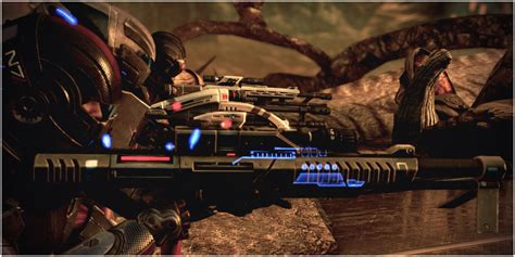 Mass Effect 1 Best Sniper Rifle