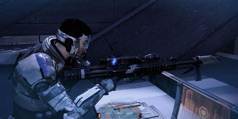 Mass Effect 1 Sniper Rifle